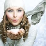Уход за кожей рук и волосами зимой